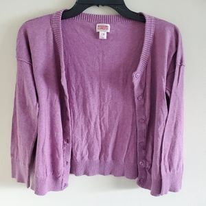 🌻5/$25🌻 Mossimo Supply Co. Lavendar Cardigan